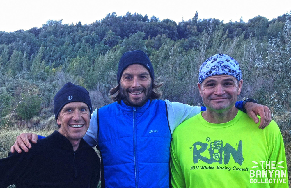 Chad Weller - Morning run with Mr. Goodyear's Neighborhood Host JohnWojciechowski & Friends.