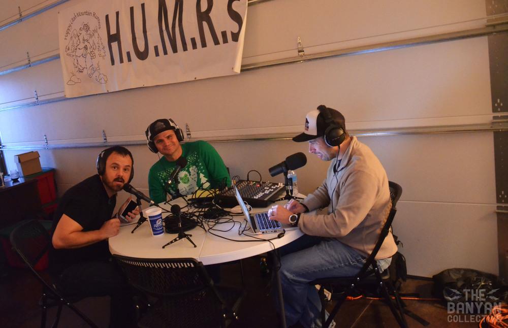 Aric Manning - Happy Utah Mountain Runner's Founder with MGN Hosts John & Brandon