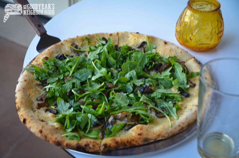 North Fork Table & Tavern Wood Fired Pizza