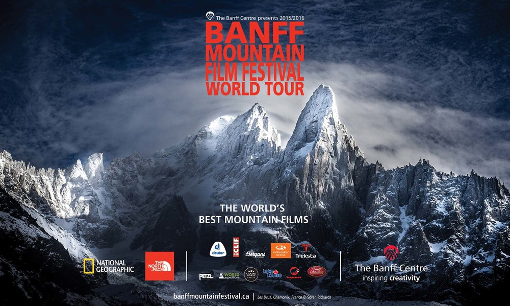 Banff Mountain Film Festival World Tour at Peery's Egyptian Theater