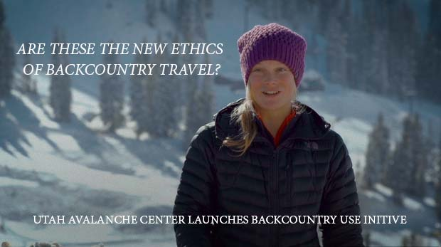 Angel Collinson explains the importance of knowledge in the backcountry. -  Teton Gravity Research