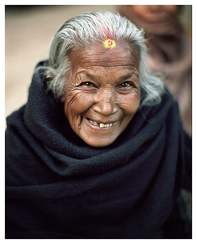 Baktapur Portrait