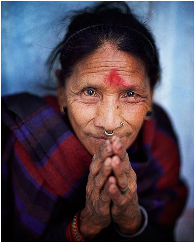 印度在尼泊尔
