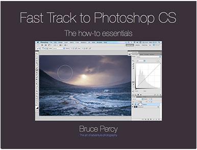 快速曲目 -  Photoshop CS