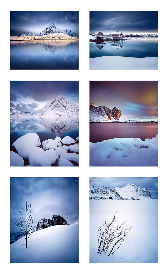 Lofoten 2013年冬季