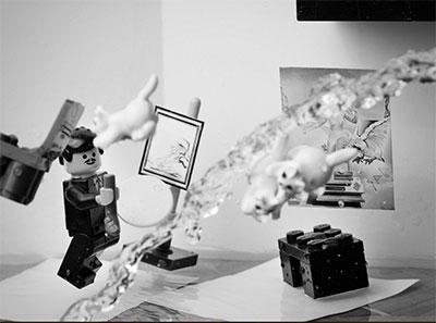 Dali-Lego.