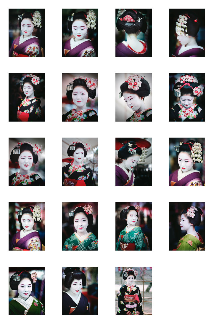 Geisha-Contact-Sheet
