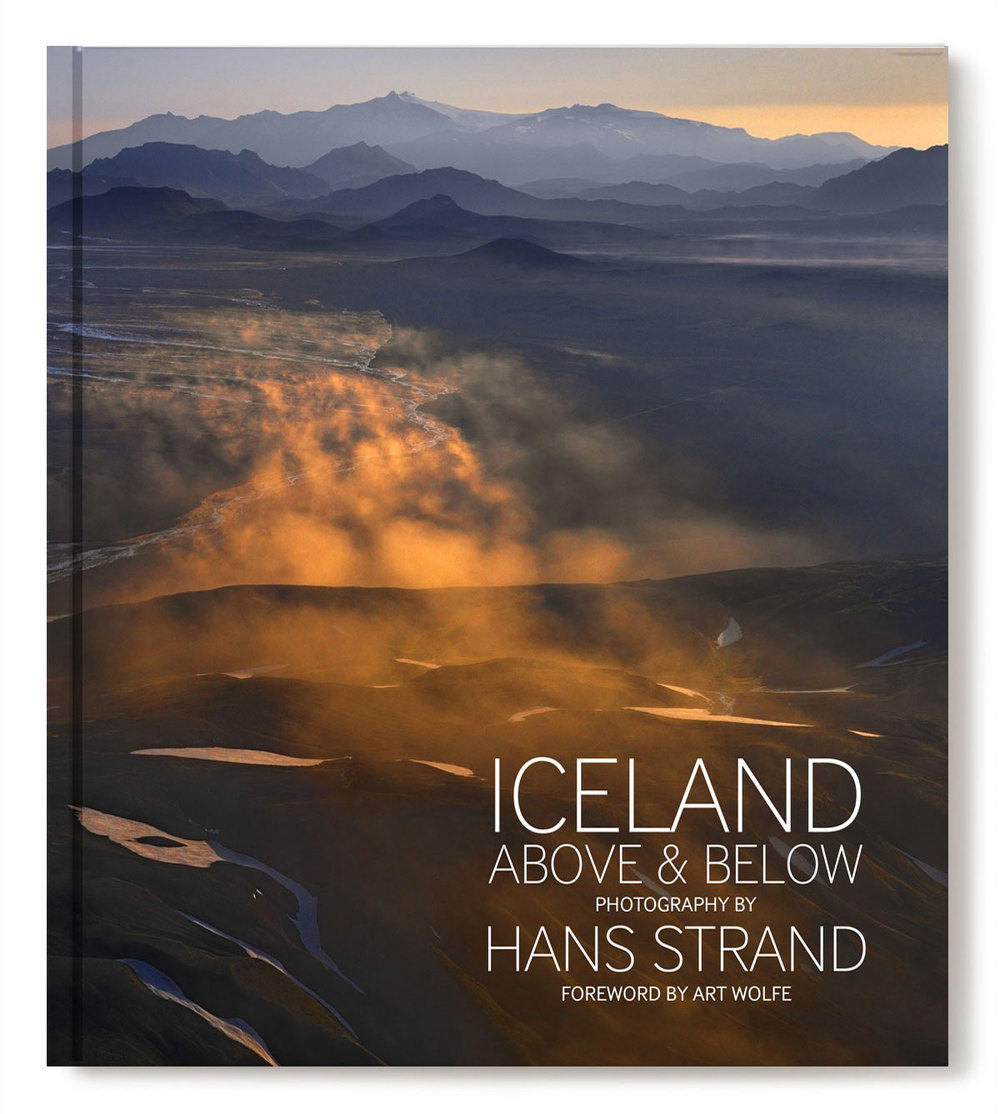 Front cover of Hans Strand's book