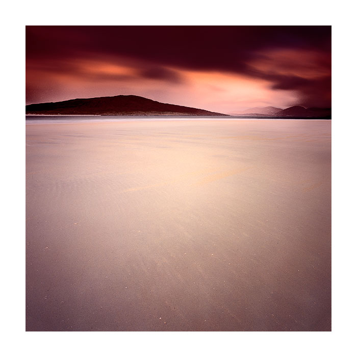 Luskentyre, Isle of Harris, November 2014 © Bruce Percy