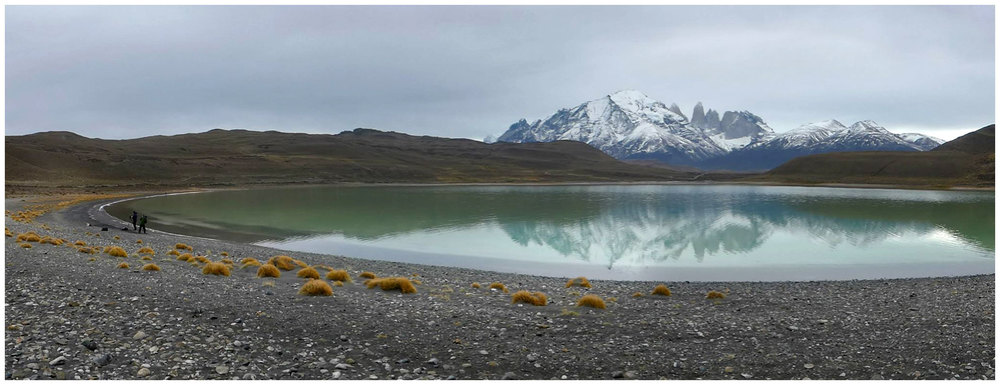 Laguna Armaga, Patagonia. Image © Stacey Williams (thanks stacey!)