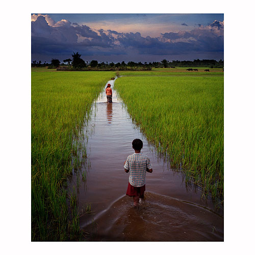 Siem Reap, 2005