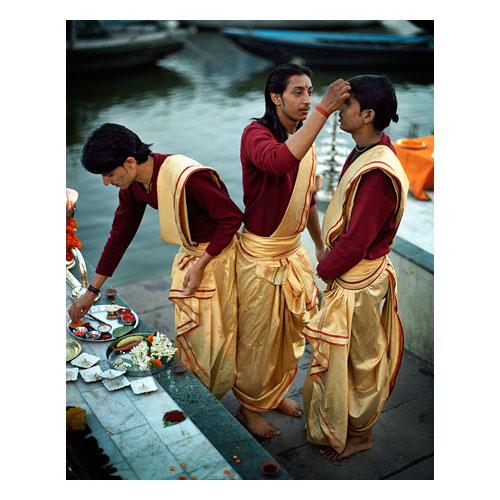 Ganges, Varanasi, India, 2009