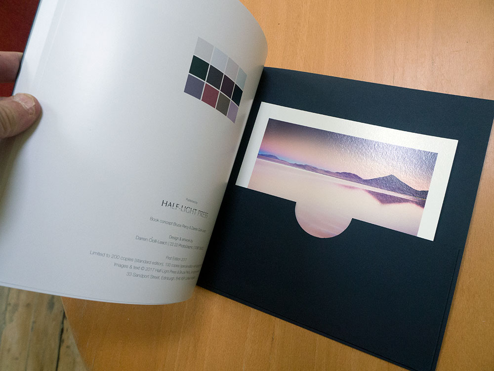 Bolivia Print Deluxe Edition.