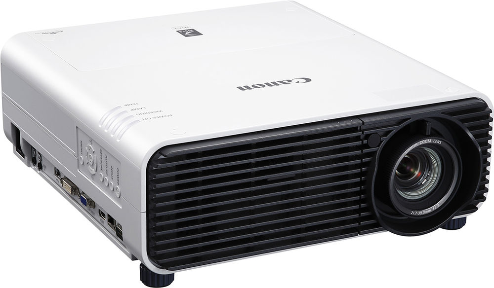 Canon WUX500 digital projector.