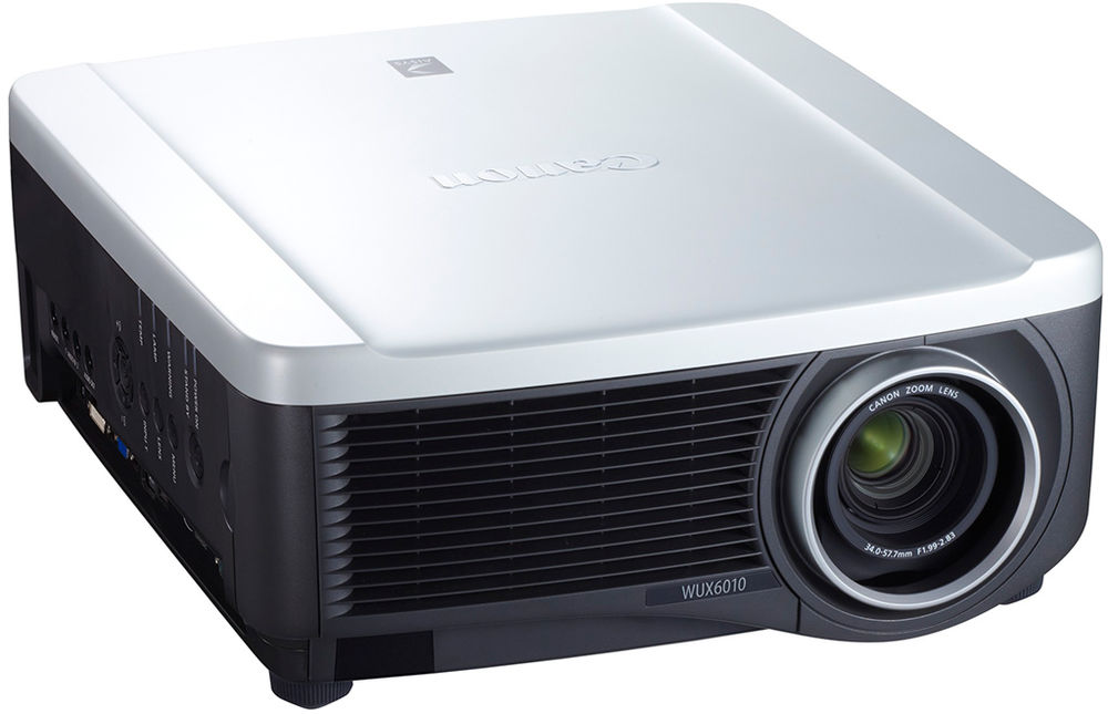 Canon WUX6010 digital projector.