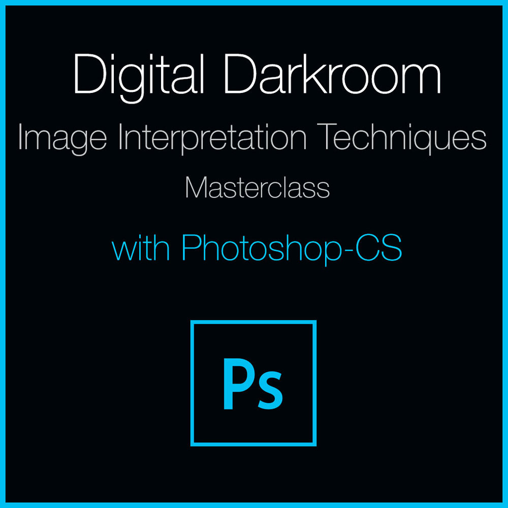 Digital Darkroom Workshop (May 13-18) one space available!