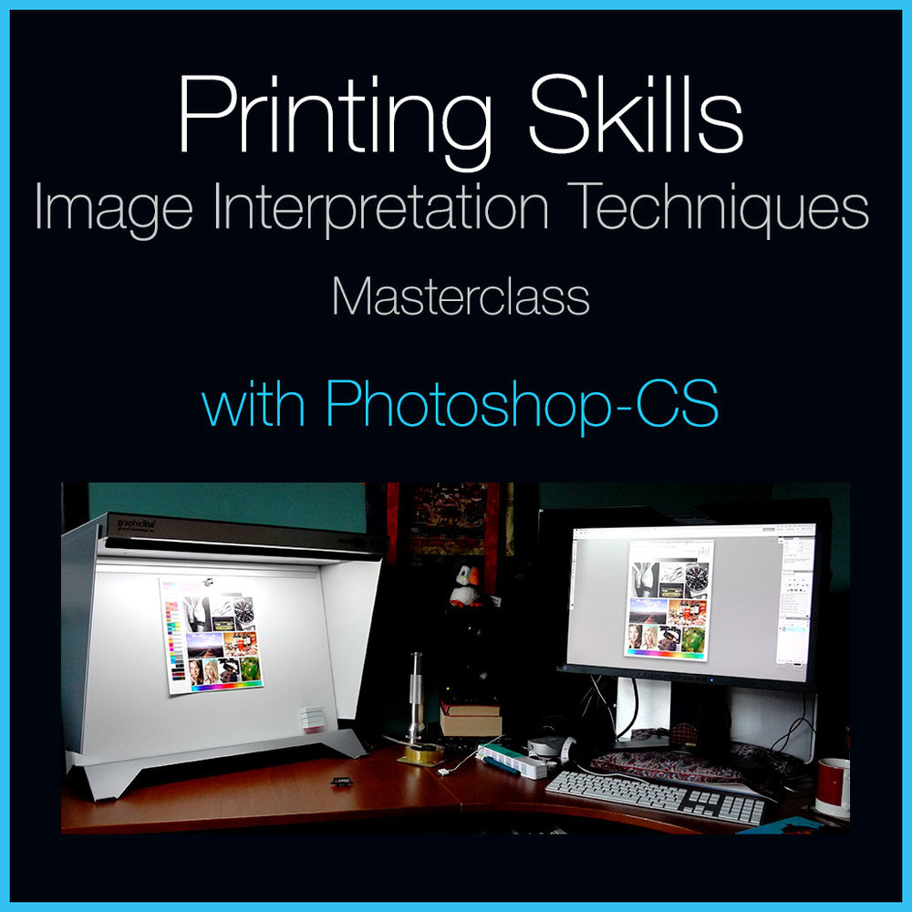 1 Space available for Printing Masterclass