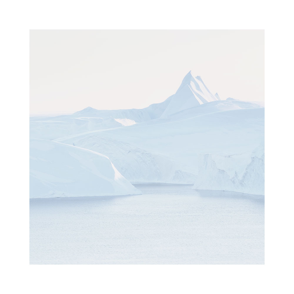 Disko Bay, Greenland Image © Orchid Fung, workshop participant, Digital Darkroom class May 2018