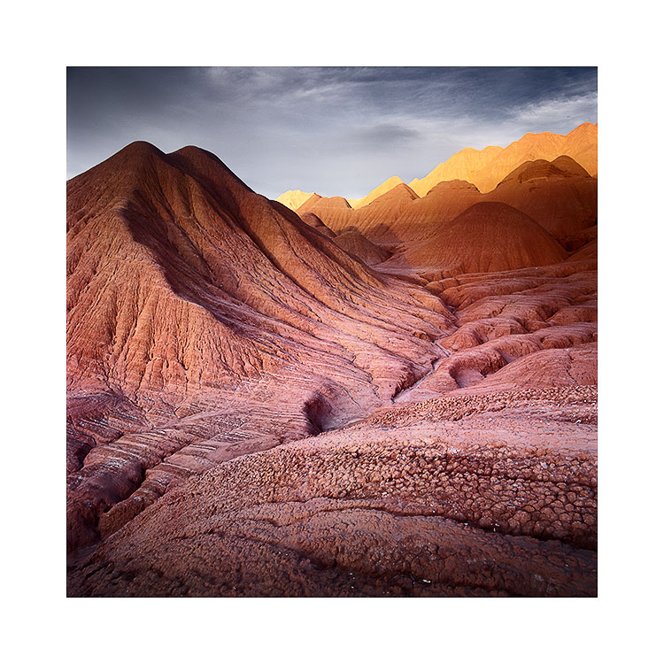 The Labyrinth, Puna de Atacama, Argentina Image © Bruce Percy 2017