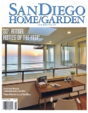 San Diego Home & Garden Magazine -  February 2015