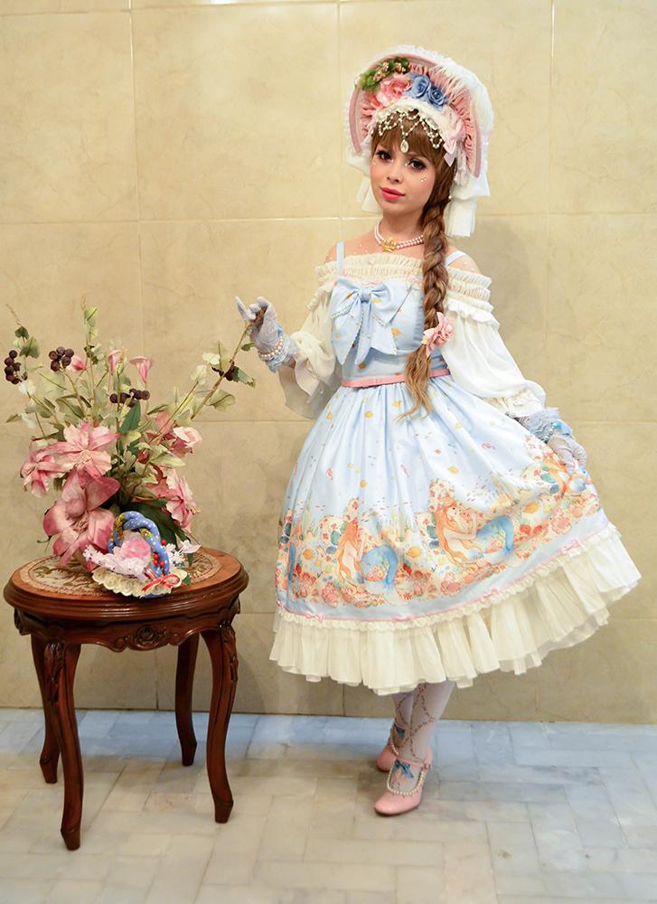 Model: Beatriz