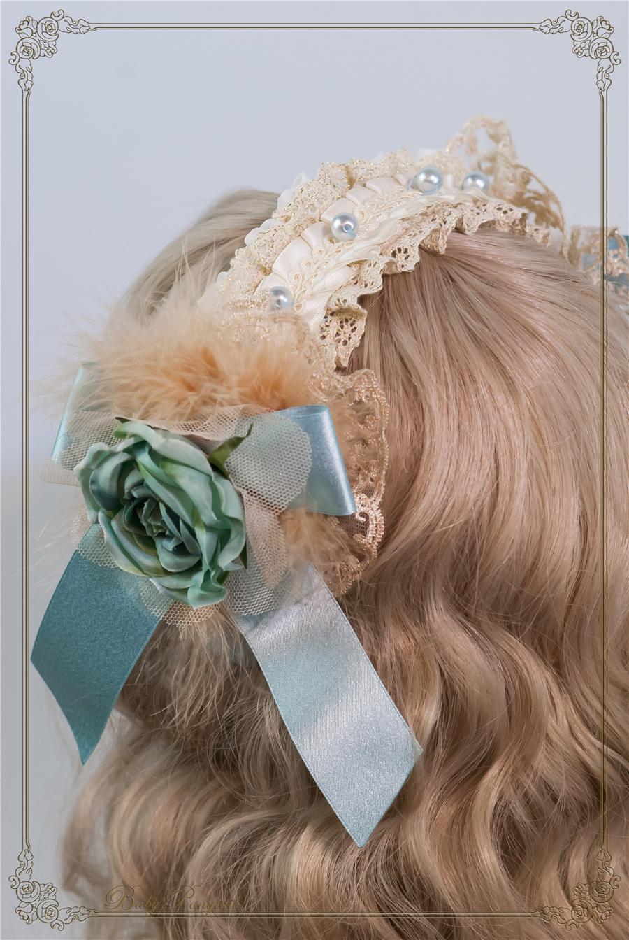 Baby Ponytail_Stock photo_Circus Princess_Rose Head Dress Sax_01.jpg