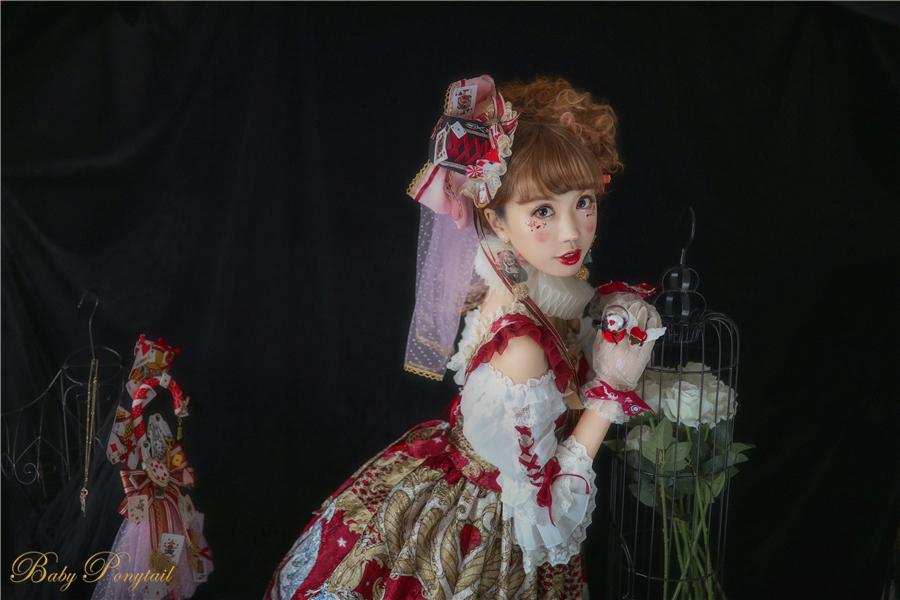 Baby Ponytail_Circus Princess_Red JSK_Kaka_03.jpg