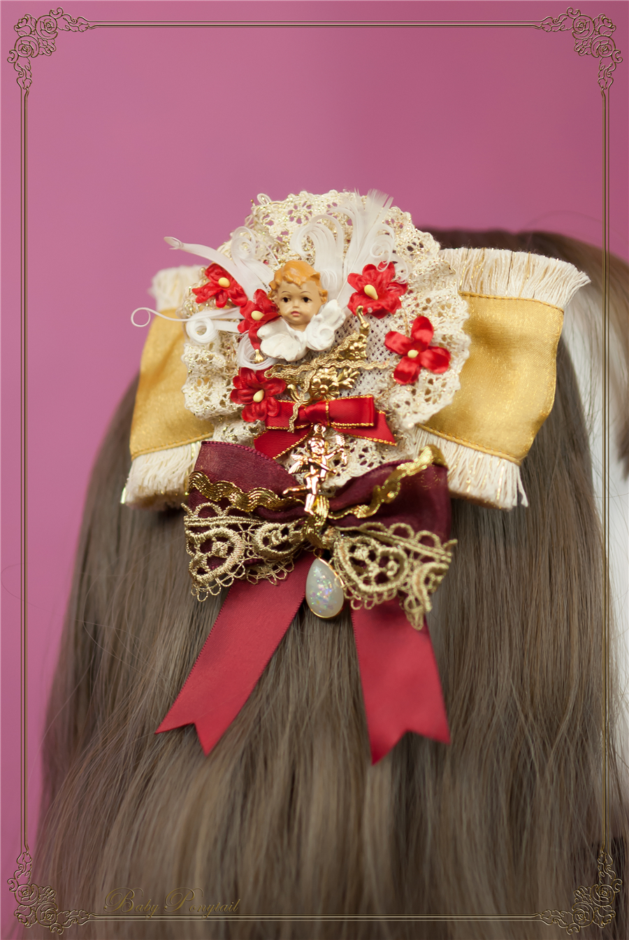 Baby Ponytail_Stock photo_Circus Princess_Angel Brooch_Red_ 02.jpg