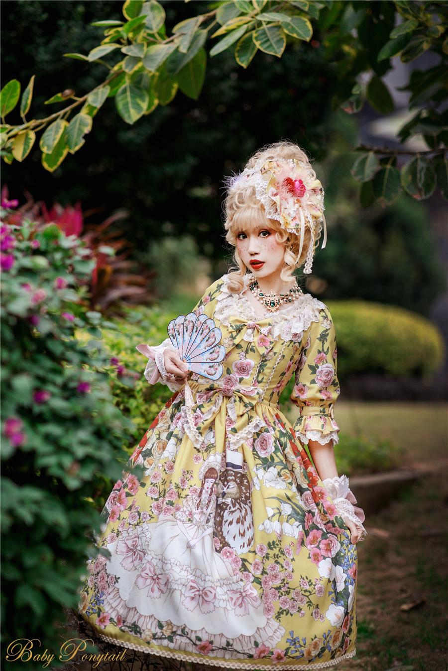 Baby Ponytail_Model Photo_Polly's Garden of Dreams_OP Yellow_Kaka_04.jpg