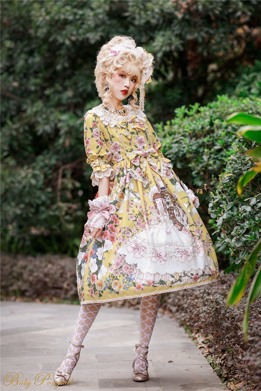 Baby Ponytail_Model Photo_Polly's Garden of Dreams_OP Yellow_Kaka_21.jpg