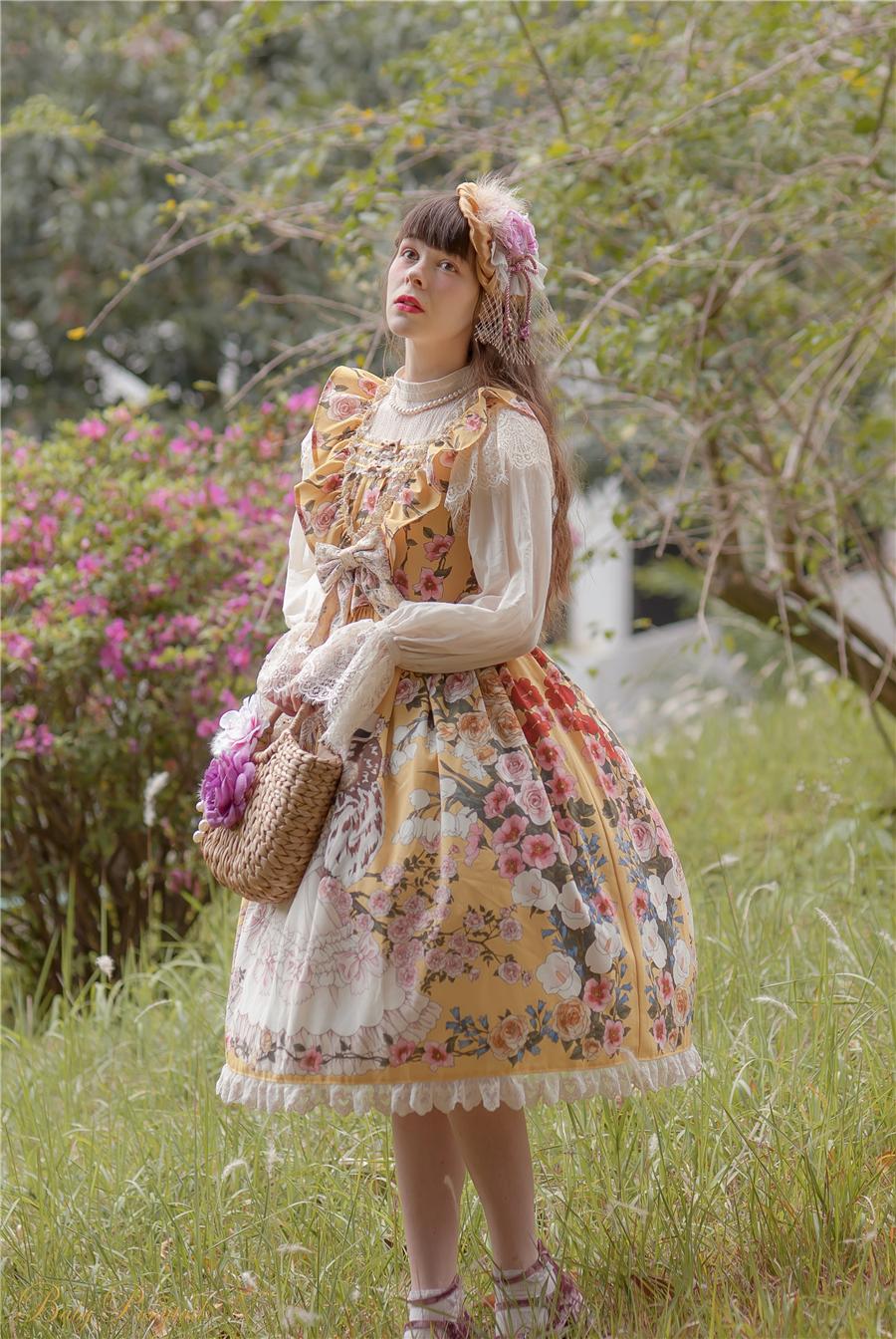 Baby Ponytail_Model Photo_Polly's Garden of Dreams_JSK Yellow_Claudia_3.jpg