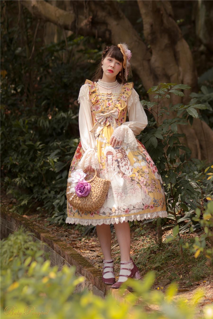 Baby Ponytail_Model Photo_Polly's Garden of Dreams_JSK Yellow_Claudia_7.jpg