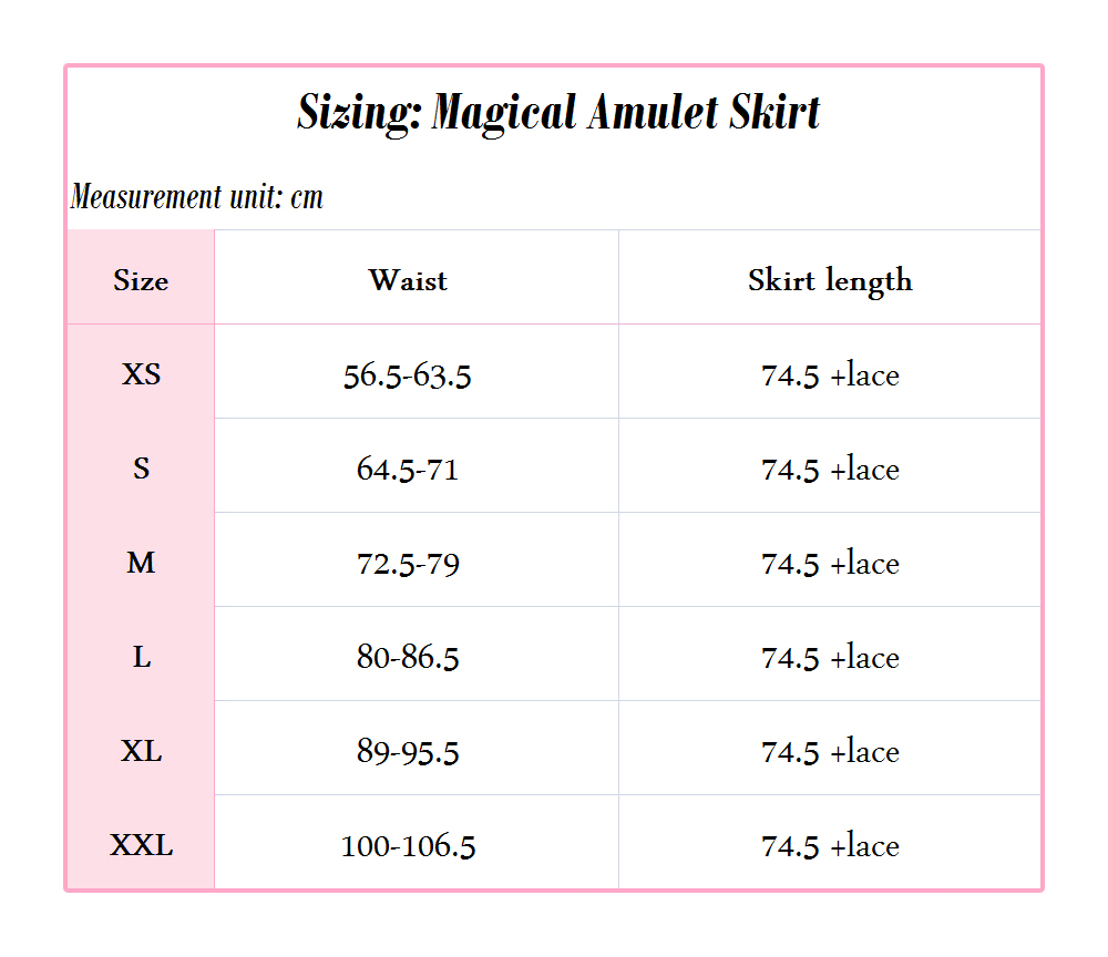 Magical Amulet_size chart SKirt.jpg