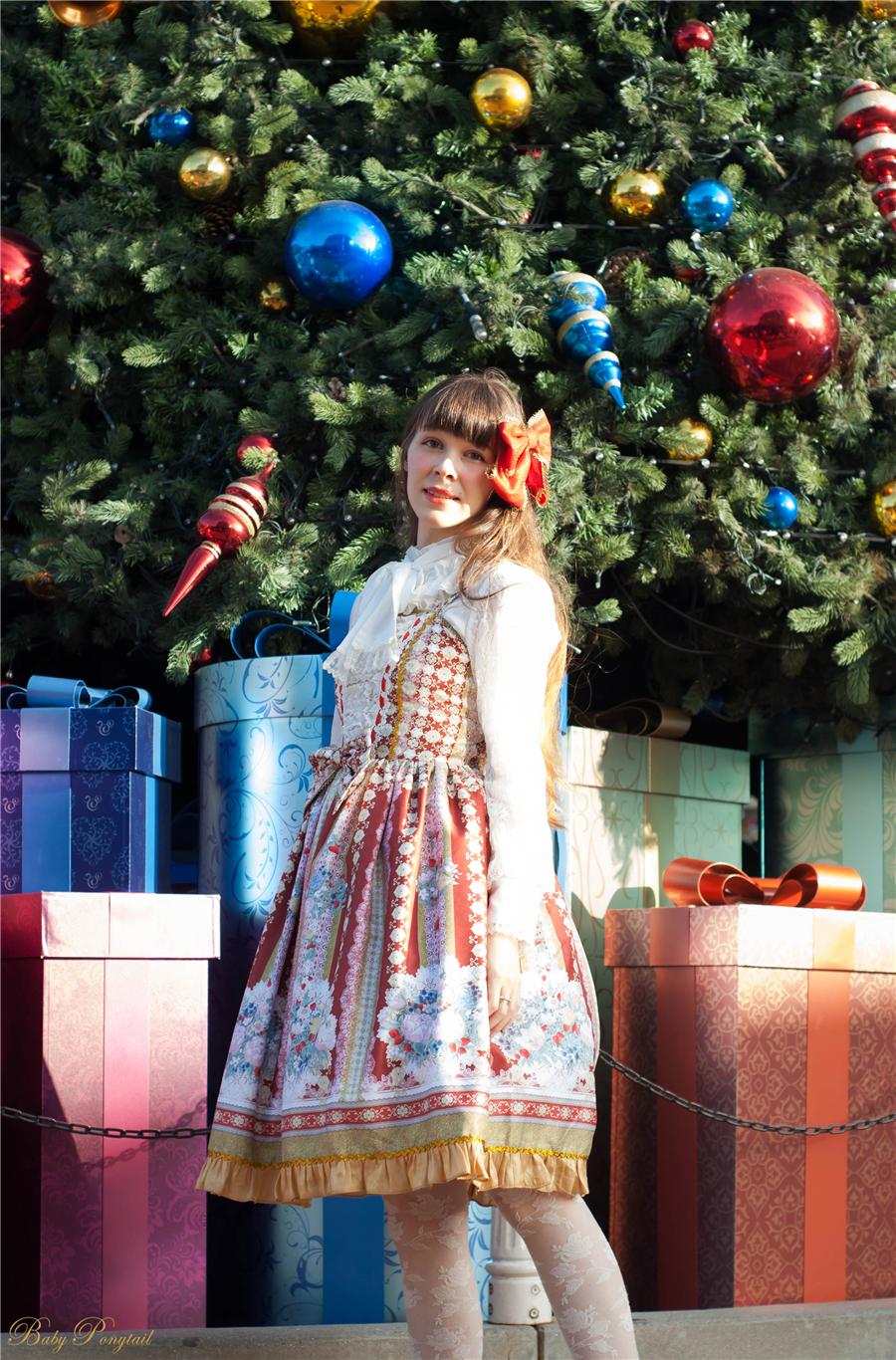 Baby Ponytail_Model Photo_Polly's Garden of Dreams_JSK Red_Claudia_1.jpg