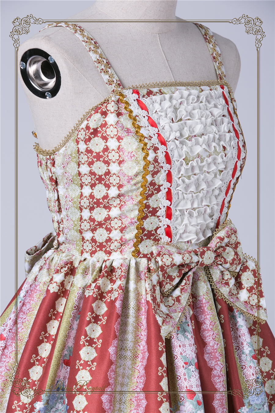 Baby Ponytail_Stock Photo_Rococo Bouquet_JSK Red_3.jpg