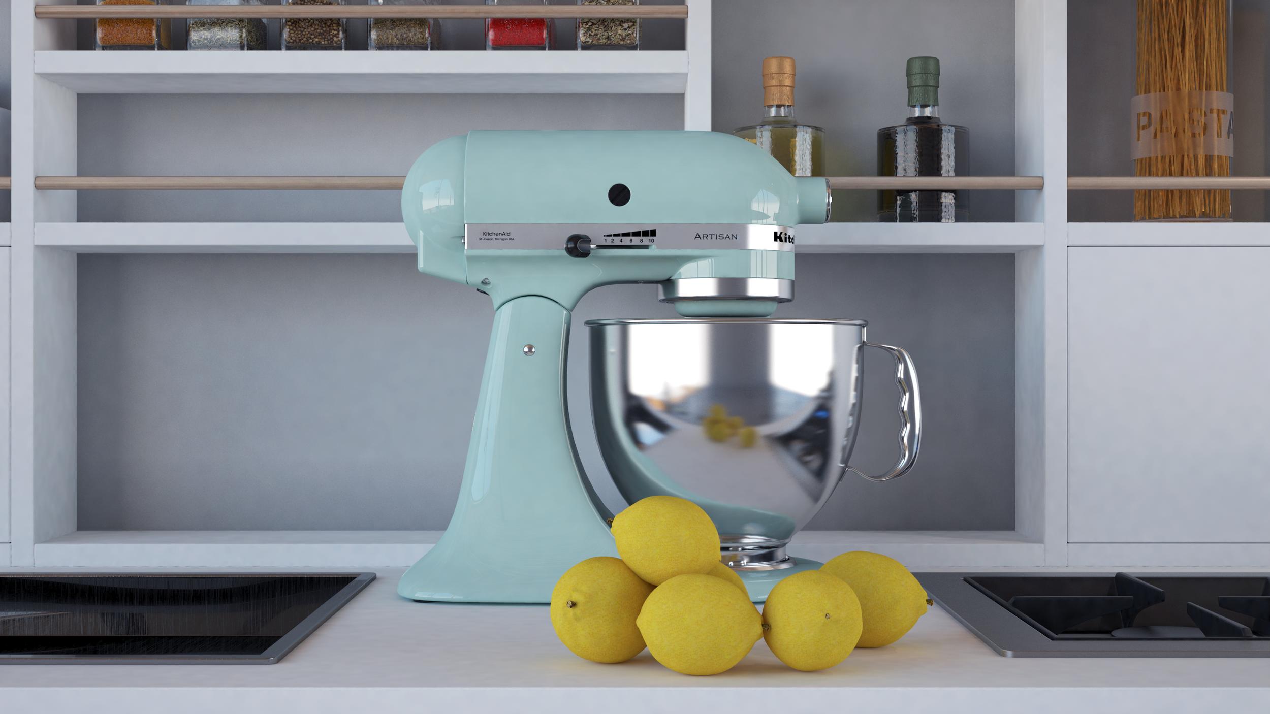 KitchenAid — Matthew Gould