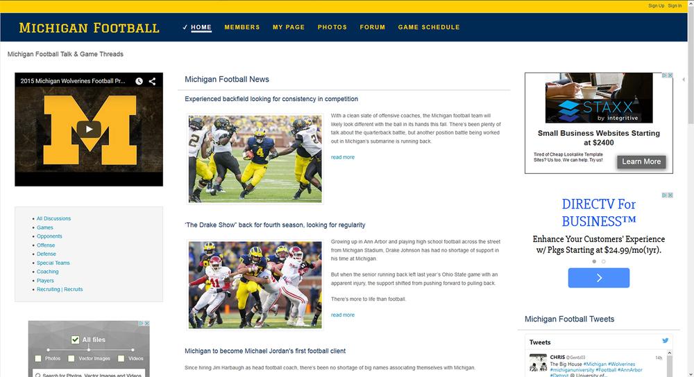 MichiganFootballTalk