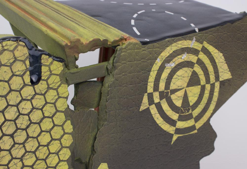 Landmass 4 - Detail