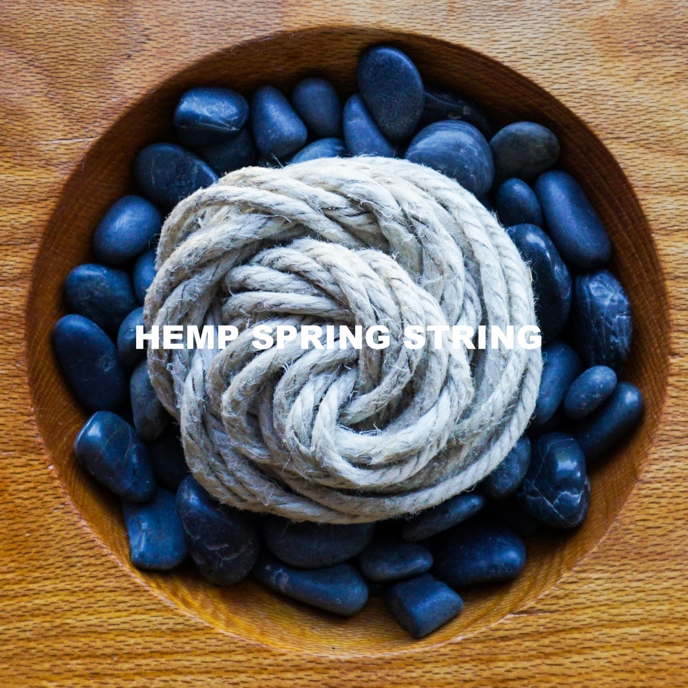 HEMP SPRING STRING