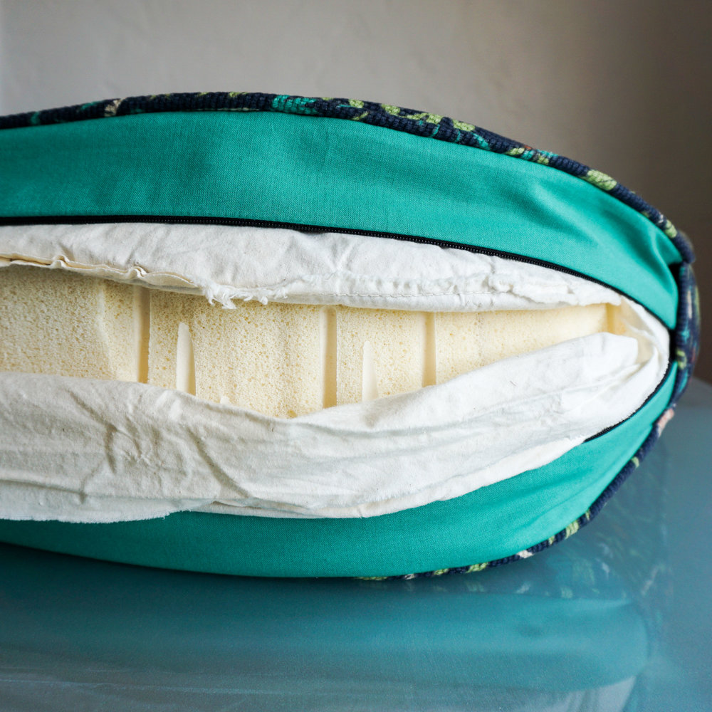 Cotton liners to all our seat cushions make for easier cleaning.