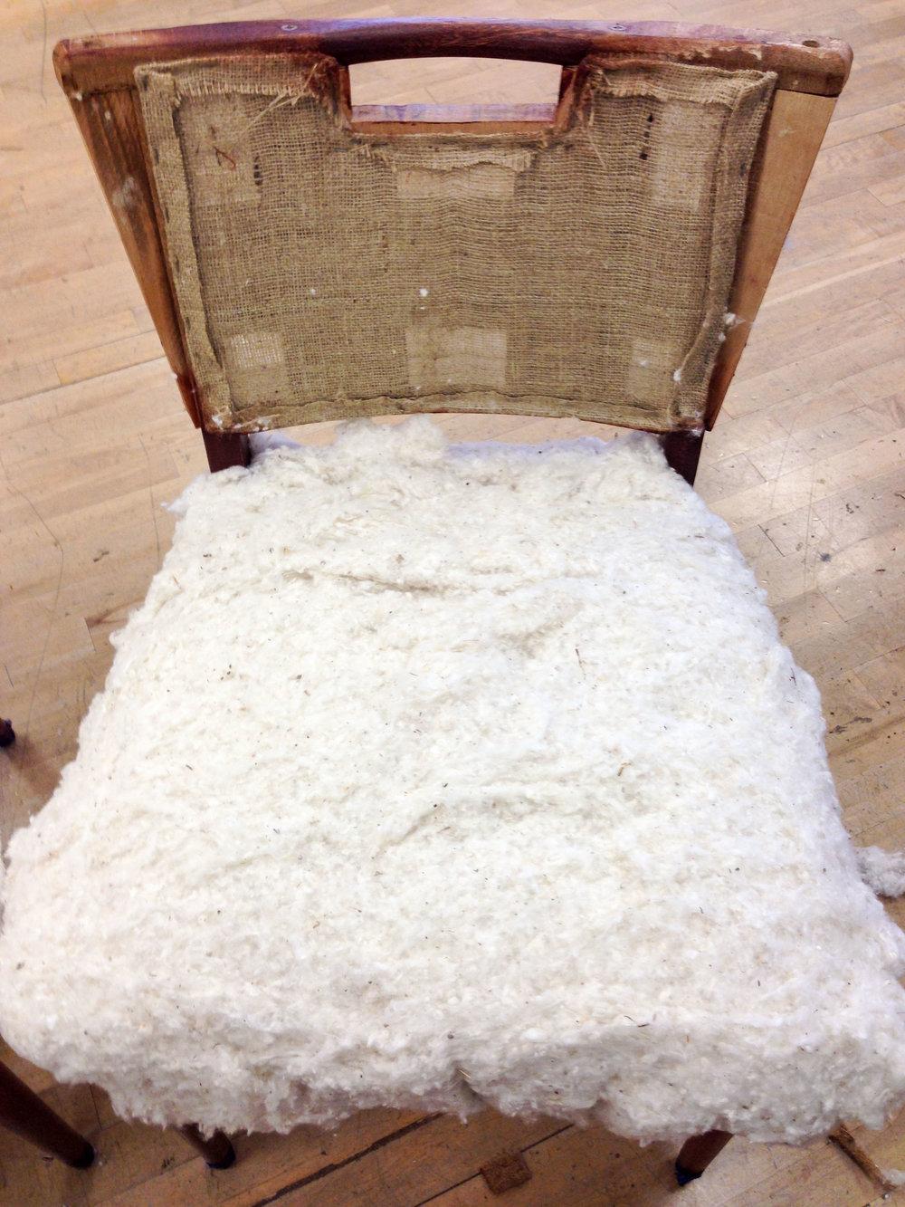 Cotton Batting fluffy wonderland!