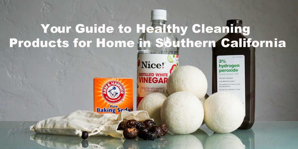 CLICK THROUGH BLOG: Affordable and non-toxic cleaning options.