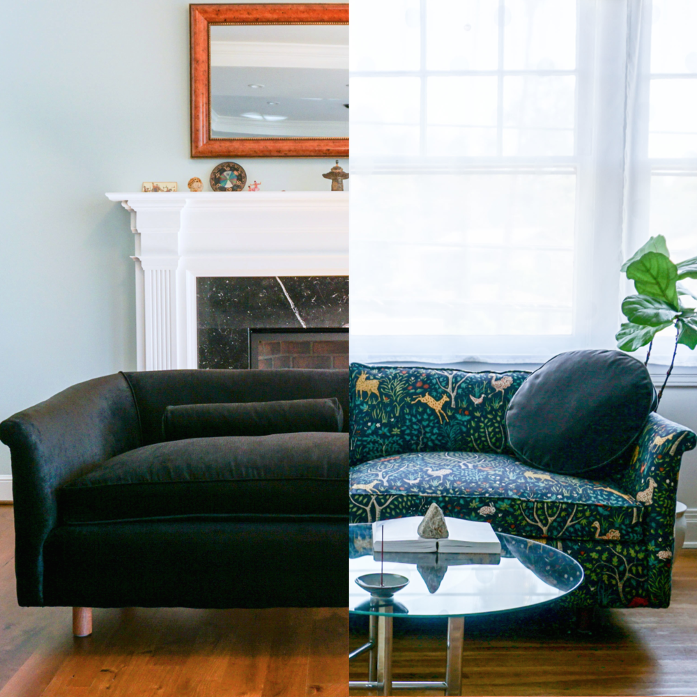 THE COST OF GREEN UPHOLSTERY