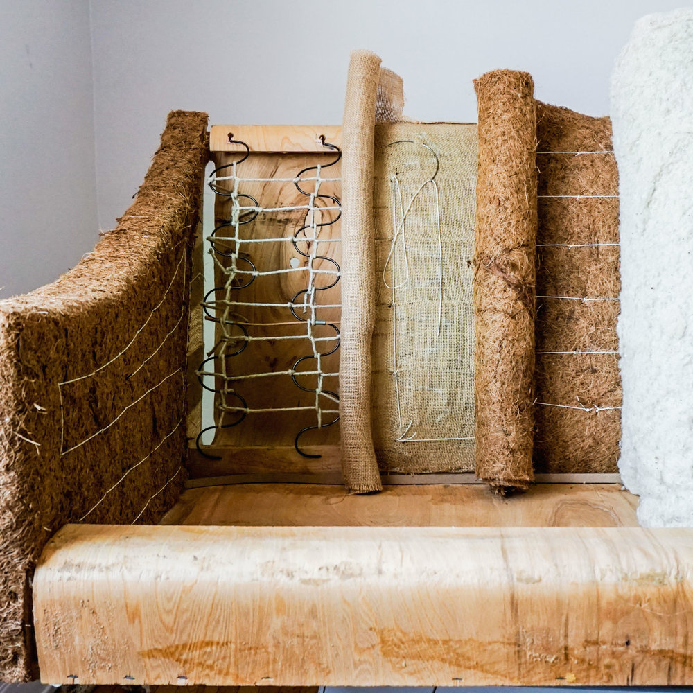 Four Characteristics of Green Upholstery - General introduction to Green Upholstery.