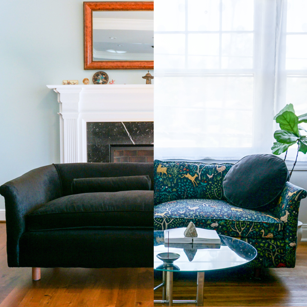 The Cost of Green Upholstery - How to quantify the value of Green Upholstery.