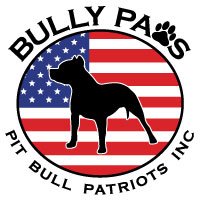 Bully Paws Logo