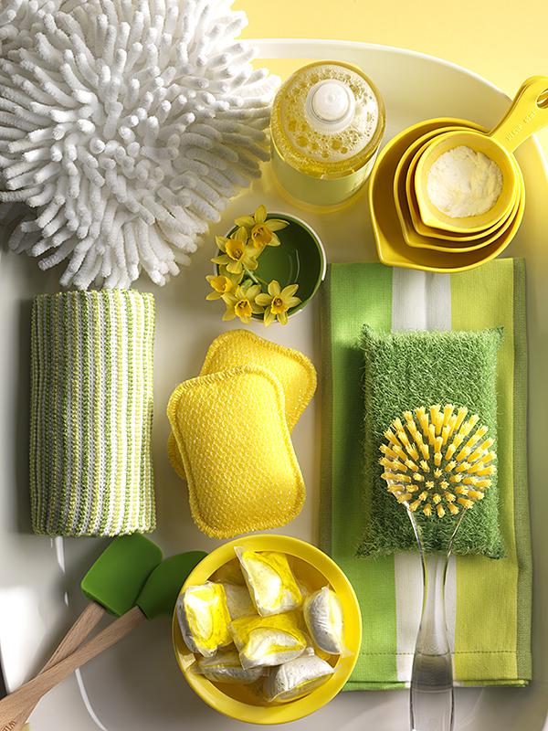 Spring Cleaning © Lisa Adams