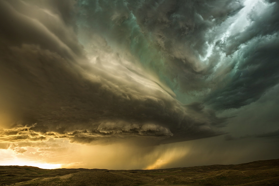 Supercell, Nebraska © Eric Meola 2013