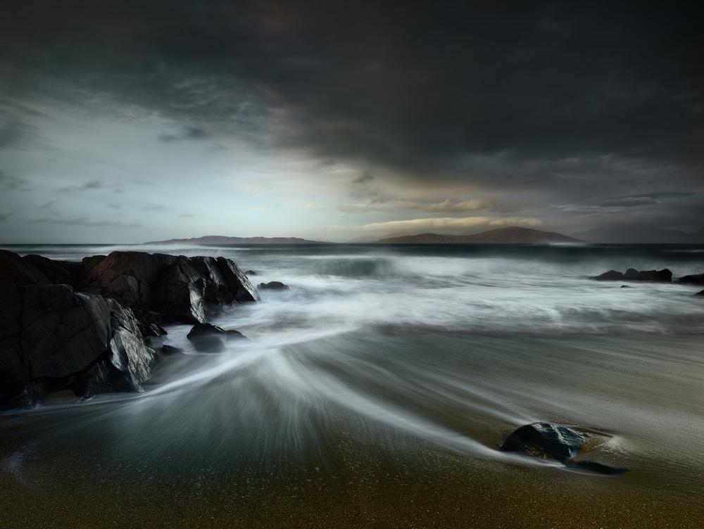 Title: The Sound of Taransay, Isle of Harris. Client: Personal. © Julian Calverley