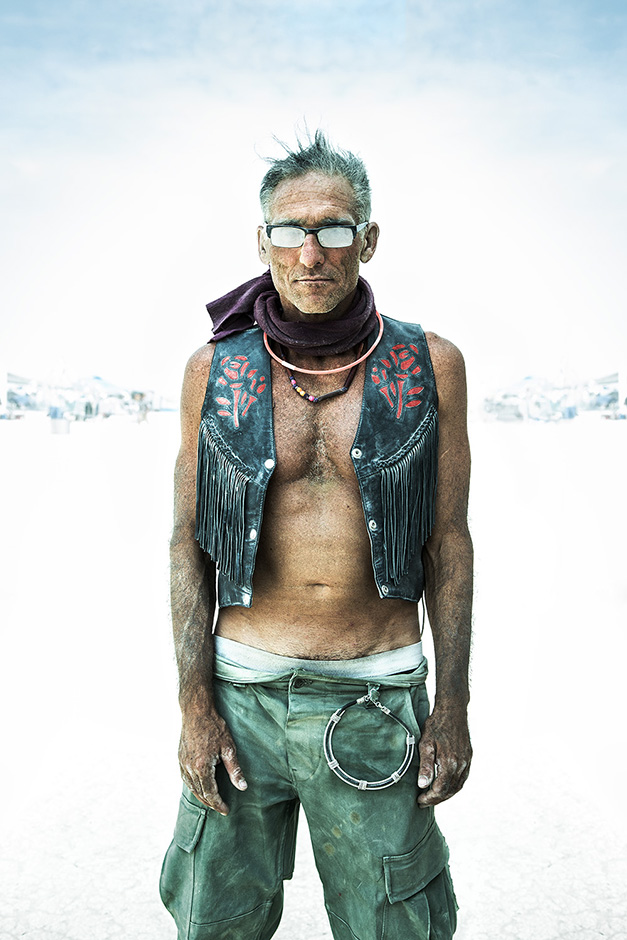 Seth The Burning Man. © Mark Nixon